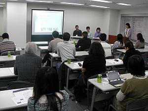 スピードラーニング英語受講者のトークセッション