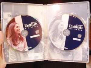 教材CDは各巻2枚組みになっています